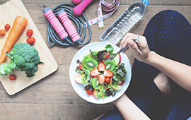 Winning with WINS:  Adapting a healthy lifestyle for a happier life