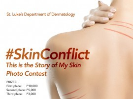 This is the Story of My Skin Photo Contest